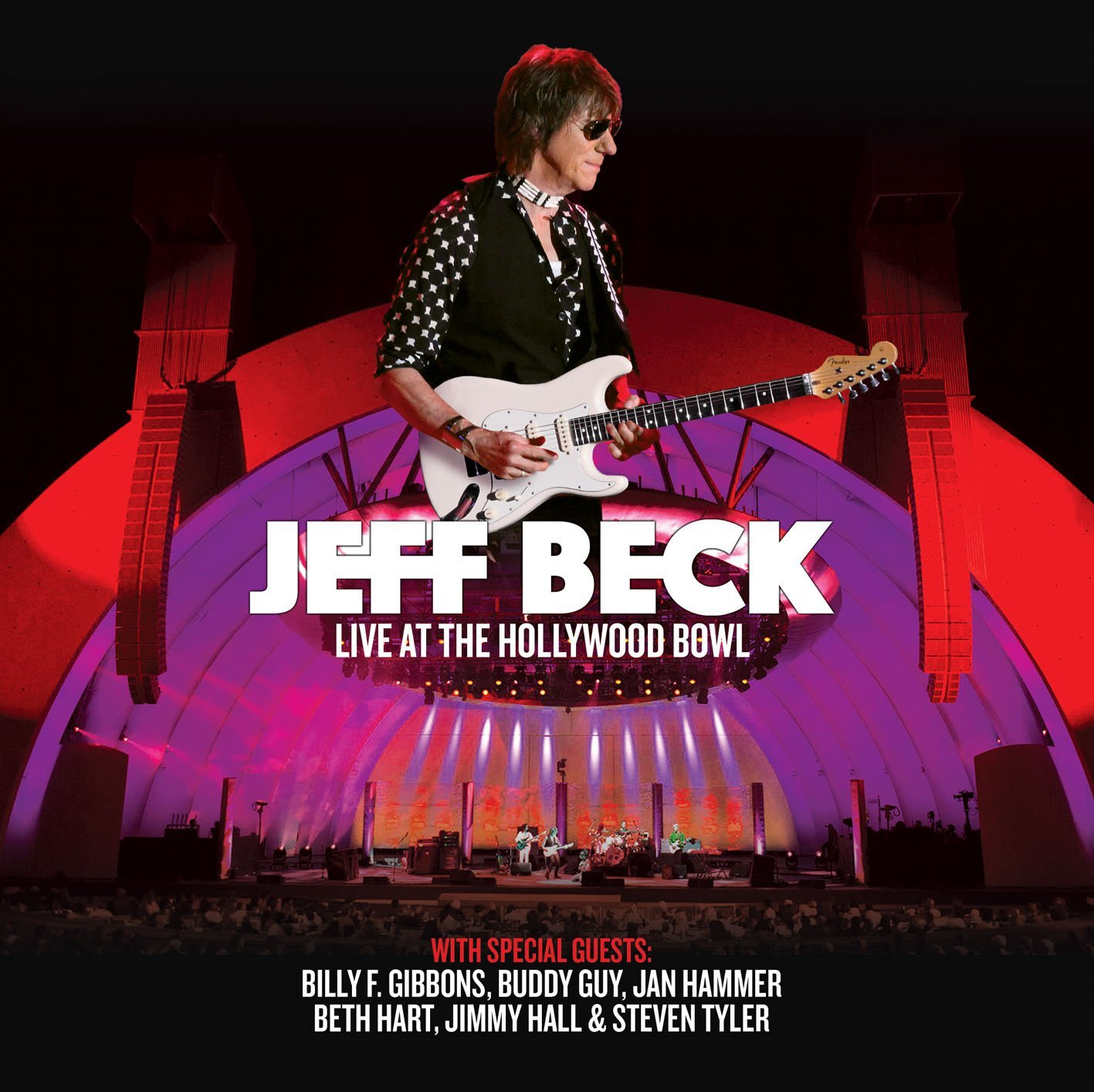 JEFF BECK Live At The Hollywood Bowl DVD